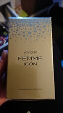AVON FEMME ICON EDP SPRAY - NEW & SEALED