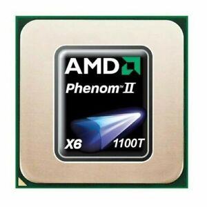 AMD Phenom II X6 1100T BE (6x 3.30GHz) HDE00ZFBK6DGR Socket AM3