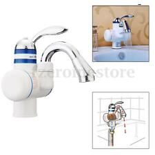 New Fast Heating Electric Instant Water Heater Faucet Water Tap Kitchen Bathroom