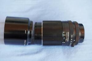 Objektiv Asahi-Pentax Super-Takumar 3,5/135 (M42)