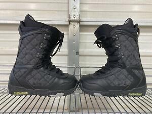 Burton Imprint 3 Shaun White Snowboard Boots - Mens 9 - Excellent Condition