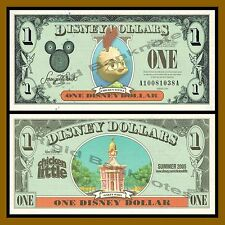 "Disney 1 Dollar, 2005 ""AA"" Series Chicken Little Unc"