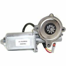 New Front, Driver Side Window Motor For Ford Explorer Sport Trac 2001-2005