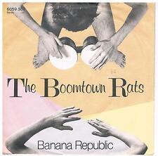 "Boomtown Rats-Banana Republic/Man at the Top/7"" Single von 1980"