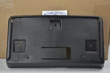 1997-2005 Buick Century front bumper License Plate Bracket OEM new 10255150
