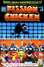 FISSION CHICKEN (1990 Series) #3 Very Fine Comics Book