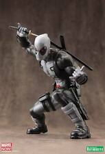 Kotobukiya Marvel Deadpool X-Force Version ARTFX+ Statue - Wolverine, Reynolds