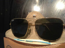 Ray Ban - Aviator Sunglasses - Vintage --- with purchase records