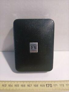 Inalámbrico Micrófono Tommy Fm Vintage Como Nuevo