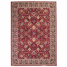 vidaXL Tapijt Oriental Perzisch Ontwerp 120x170 cm Rood/Beige Vloerkleed Mat