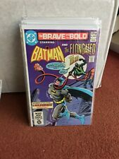 The Brave and The Bold #177 Batman Elongated Man August 1981 VF/NM 9.0