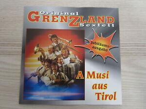CD / ORIGINAL GRENZLAND SEXTETT / VM RECORDS / AUSTRIA / RARITÄT / A MUSI AUS