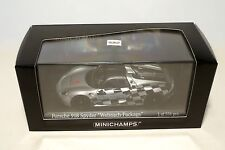 Porsche 918 Spyder Weissach Minichamps 1:43 Messemodell Toy Fair 2015 413062136