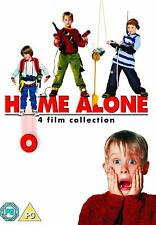 Home Alone 1-4 Collection DVD - Brand New & Sealed