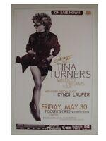 Tina Turner Handbill handbill Poster