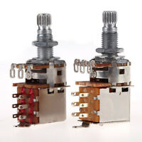 Guitar Parts A500K B500K A250K B250K Push Pull Guitar Control Pot Potentiometer