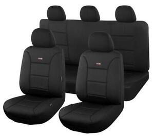 TM Sharkskin Ultimate Neoprene Seat Covers for MITSUBISHI TRITON MQ-MR 01/2015ON