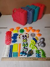 Kid K'Nex Building Toys Assorted Lot w/4 Cases
