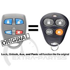 New Replacement Automate 4B Keyless Entry Remote Car Key Fob For EZSDEI476