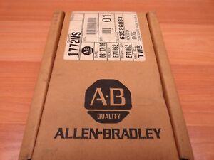 AB ALLEN BRADLEY 1772MS / 1772-MS MEMORY SEGMENT 2048 WORDS/RAM *NEW IN BOX*