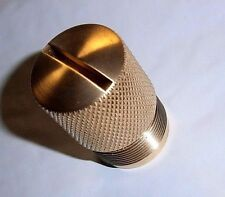 They're Back! BRASS EXTENDED CO2 Tube End Cap for Crosman 2240 2300 Air Guns