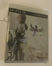 Final Fantasy XIII-2 13-2 (Sony PlayStation 3, 2012) PS3 New Sealed Black Label