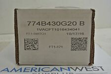 ABB FT-1 Switch FT1-171 774B430G20 B 1VACFT1016434041  New in box