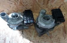 Turbolader Jaguar S-Type XF XJ 2.7 D 152 KW/207 PS 752341-5006S Links und Rechts