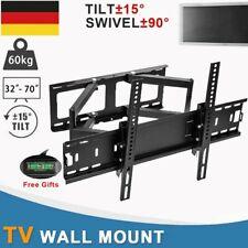 TV LCD LED Wandhalterung 55 65 70 75 Zoll für Sony Philips LG Samsung Fernseher