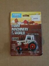 Vtg Ertl Case Agri King Tractor Farm Machinery Of The World Carded
