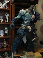 "3D DIY Paper Model Kit Darksiders Horseman of Apocalypse Death  30"" 75cm"