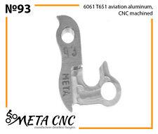 Derailleur hanger № 93, META CNC, analogue PILO D22