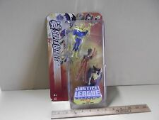 "DC Super Heroes Hawkgirl, Dr.Fate & Vixen JLU Justice League Unlimited 4.5""in"