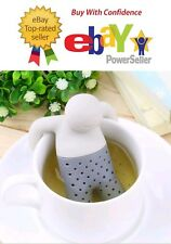 Tea infuser diffuser leaf silicone strainer Herbal Spice Loose Filter
