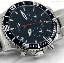 MIDO MEN SWISS OCEAN STAR QUARTZ CHRONOGRAPH 42mm SAPPHIRE 200m M0114171105102