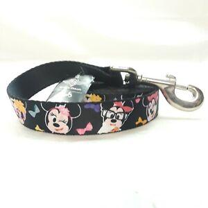 Buckle Down Dog Leash Walt Disney Minnie Mouse 4 Foot USA  New
