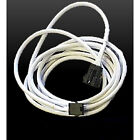10ft 10 Foot Rgb Led Snap Connection Halo Controller Extension Wire Cord Cable