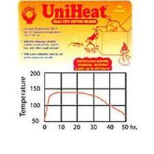 Uniheat Tropical Fish Shipping Transport Warmer Heat Packs 20 30 40 60 72 96hour