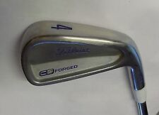Titleist 712 CB Forged 4 Iron Rifle 6.0 Steel Shaft
