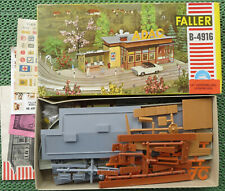 Faller Ams B-4916 ADAC Resting Place in Sealed Rarely