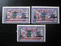 MEMEL KLAIPEDA Mi. #164-166 scarce mint stamp set! CV $18.00