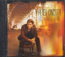 Peter Cincotti East Of Angel Town CD New Sealed