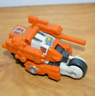 Vintage G1 TRANSFORMERS AFTERBURNER Action Figure Hasbro 1987 With Accessories