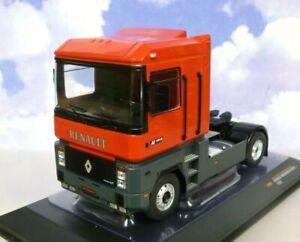 Ixo Diecast 1/43 1992 Renault Magnum AE 420 Ti Camion/Tracteur Cab Rouge TR066