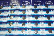 1 pile bouton cr1620 lithium batterie 3v ,4 piles achetés = 5 piles livrés