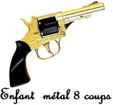 Pistolet Cowboy Accessoire Déguisement Enfant Garçon Western Cow Boy