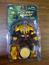 DC DIRECT Blackest Night Sinestro Corps Member Arkillo Figure  NEW