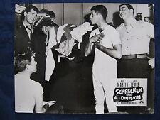 Kinoaushangfoto Schrecken der Division / Jumping Jacks  Dean Martin , J.Lewis 6.