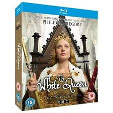 THE WHITE QUEEN - BLU RAY - COMPLETE SERIES - NEW / SEALED - UK STOCK