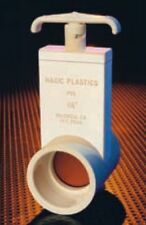 "Magic Plastics Uni-Body Knife Valve 1.5""slip X 1.5""slip spa & hot tub"